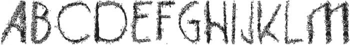 Barkley otf (400) Font LOWERCASE