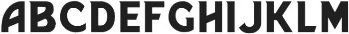 Barlet Serif otf (400) Font UPPERCASE