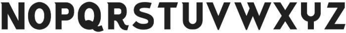 Barlet Serif otf (400) Font LOWERCASE