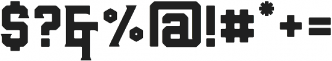 Barley otf (400) Font OTHER CHARS