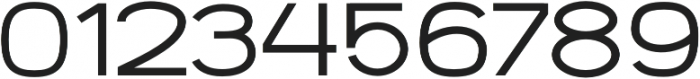 Barques otf (400) Font OTHER CHARS