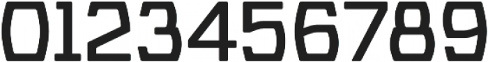 Barrez Regular otf (400) Font OTHER CHARS