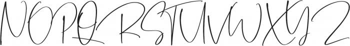 Barrington otf (400) Font UPPERCASE