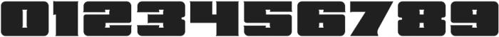 Barry Regular otf (400) Font OTHER CHARS