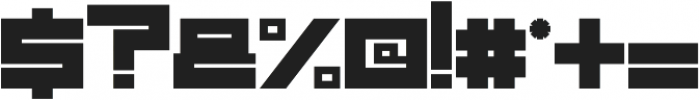 Basica otf (400) Font OTHER CHARS