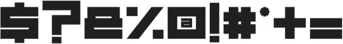 Basica regular v16 otf (400) Font OTHER CHARS