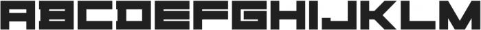 Basica regular v16 ttf (400) Font UPPERCASE