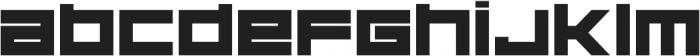 Basica regular v16 ttf (400) Font LOWERCASE