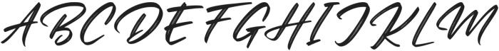 Batteny otf (400) Font UPPERCASE
