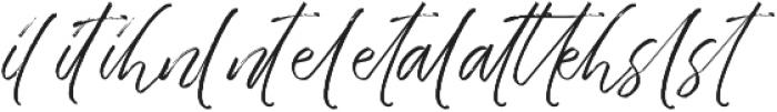 Battle Reguler otf (400) Font UPPERCASE