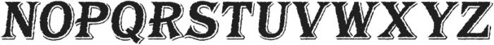 BaysideTavernS-BoldItalic otf (700) Font LOWERCASE