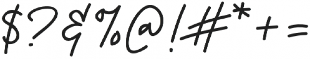 Baysoir Baysoir otf (400) Font OTHER CHARS