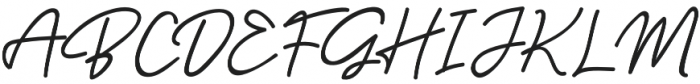 Baysoir Baysoir otf (400) Font UPPERCASE