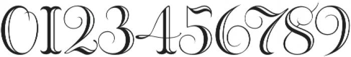 Bazaruto Engraved otf (400) Font OTHER CHARS