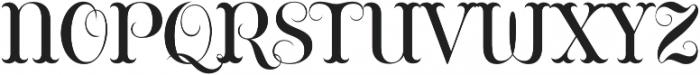Bazaruto Regular otf (400) Font UPPERCASE