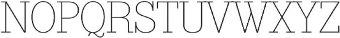 Bazaruto Text Monoline otf (400) Font LOWERCASE