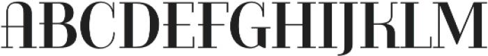 Bazaruto Text Regular otf (400) Font LOWERCASE