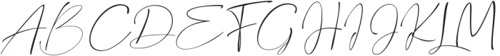 backwash otf (400) Font UPPERCASE