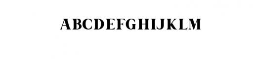 Bakojin Font Font UPPERCASE