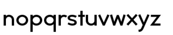 Backtalk Sans BTN Bold Font LOWERCASE