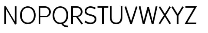 Backtalk Sans BTN Short Caps Font UPPERCASE