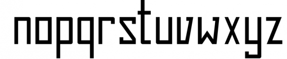 BAHN Pro - Family 2 Font LOWERCASE