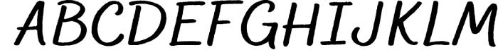 Bakerie Complete Font Family 28 Font UPPERCASE