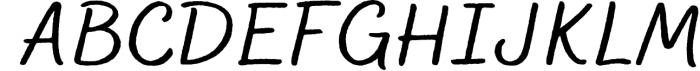 Bakerie Complete Font Family 29 Font UPPERCASE