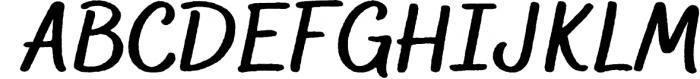 Bakerie Complete Font Family 30 Font UPPERCASE