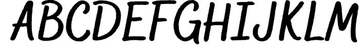 Bakerie Complete Font Family 37 Font UPPERCASE