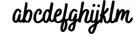 Bakerie Complete Font Family 37 Font LOWERCASE