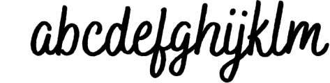 Bakerie Complete Font Family 39 Font LOWERCASE