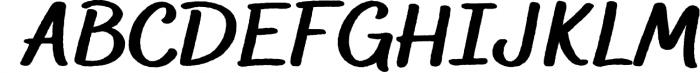 Bakerie Complete Font Family 40 Font UPPERCASE