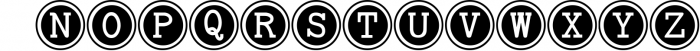Baltimore Typewriter - SUPER PACK PROMOTION ! 2 Font UPPERCASE