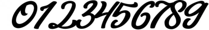 Barney Vintage Style Script Font Font OTHER CHARS