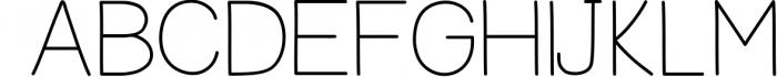 Barney Font UPPERCASE