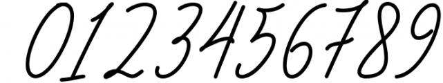 Bartdeng Handwritten Font   NEW Font OTHER CHARS