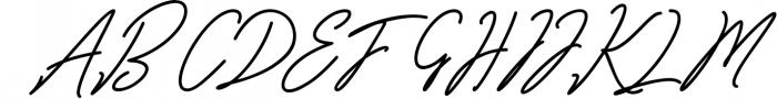 Bartdeng Handwritten Font   NEW Font UPPERCASE