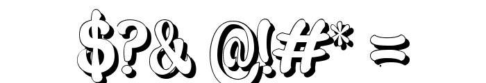 BabaluShade Font OTHER CHARS