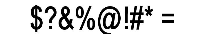 BabelSans-Bold Font OTHER CHARS