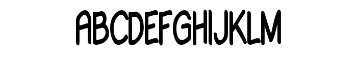 Babiole Narrow Font UPPERCASE