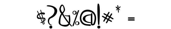 BabyDoll-Regular Font OTHER CHARS