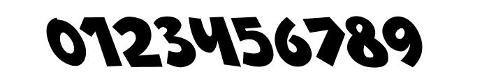 Babydoo Oblique Font OTHER CHARS