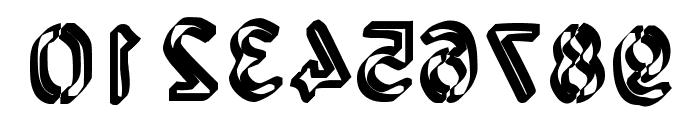 Backcab Original Font OTHER CHARS