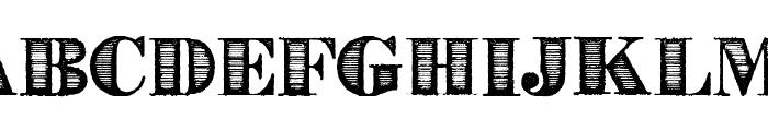 Bad Guy Black Font UPPERCASE