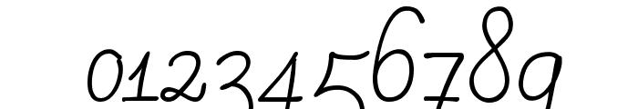 Bad Script Regular Font OTHER CHARS