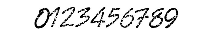 BadGong Font OTHER CHARS
