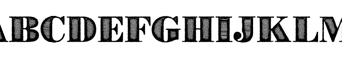 BadGuyBlack Font UPPERCASE