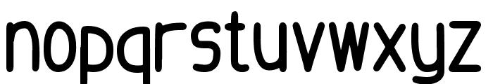 Badopus tfb Font LOWERCASE