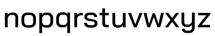 Bai Jamjuree Medium Font LOWERCASE